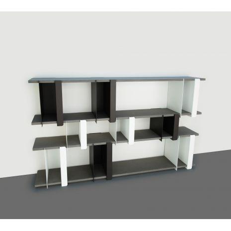 Étagères design - Les étagères Plio de Presse Citron 1