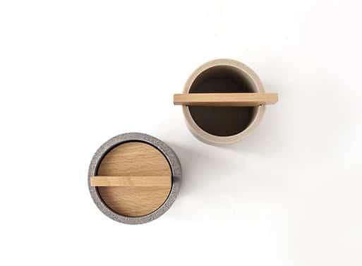 pot à crayons design Sand