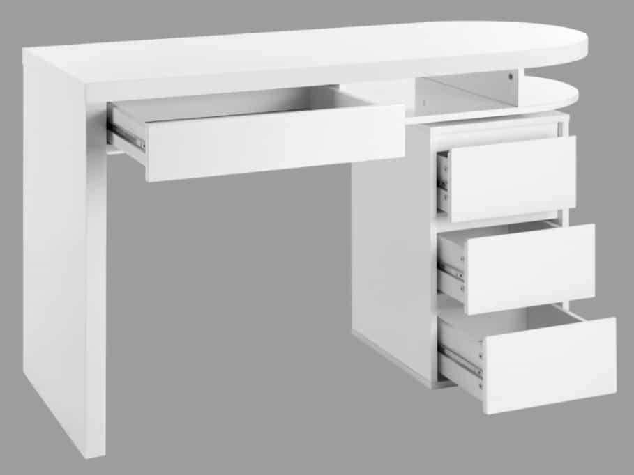 bureaux modulables pour les petites surfaces. Black Bedroom Furniture Sets. Home Design Ideas