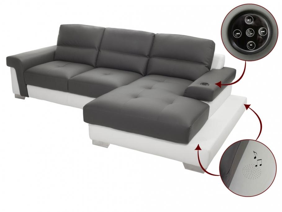 Intenz canapé avec système audio intégré