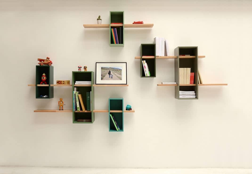 Étagères design - L'étagère Maxpar Olivier Chabaud