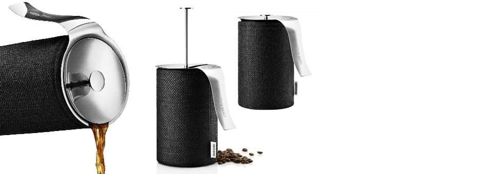 cafeti re piston design eva solo le gagnant est. Black Bedroom Furniture Sets. Home Design Ideas