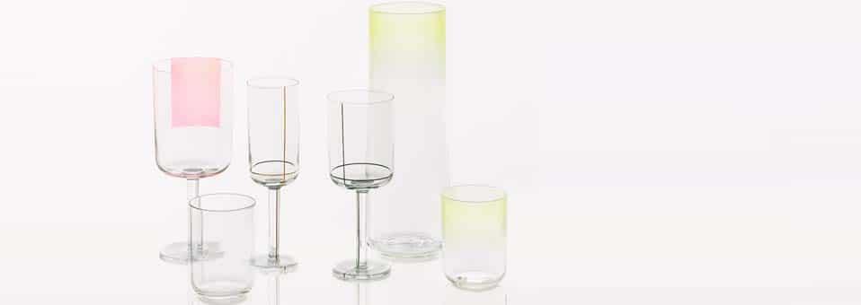 verres en cristal design - Lirio La Lente - La lampe à poser by Philips