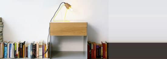 Lampe de table Wattman