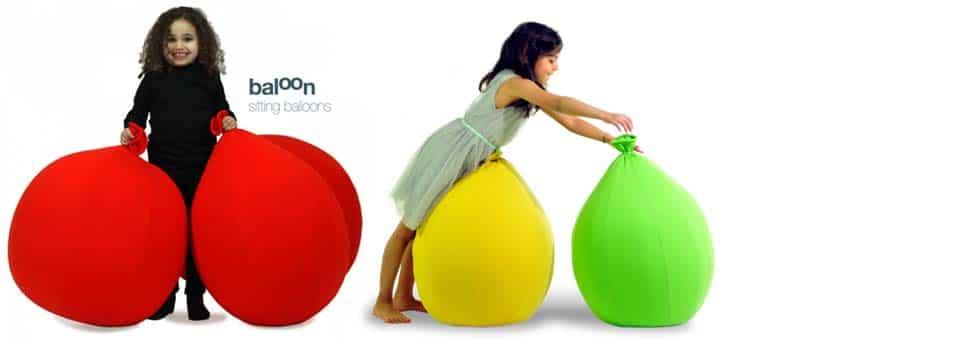 pouf baloon younow