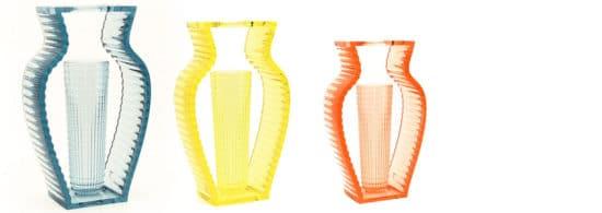 I Shine vase Eugeni Quitllet