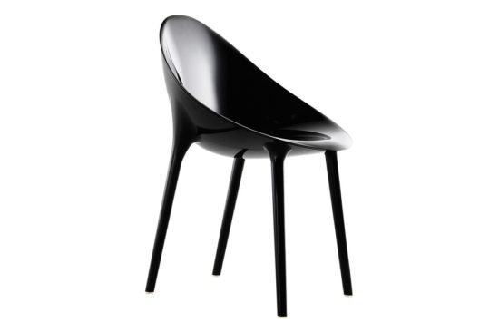 super impossible la chaise by philippe starck. Black Bedroom Furniture Sets. Home Design Ideas