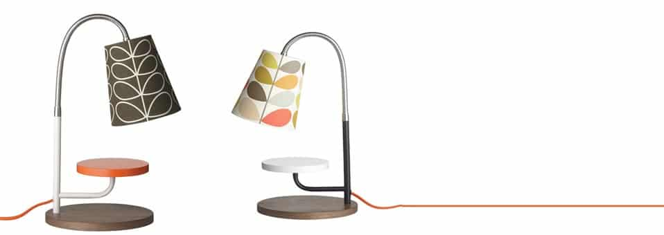 lampe Mini Task Orla Kiely