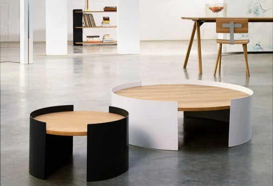 table basse Moon by Jan&Lara