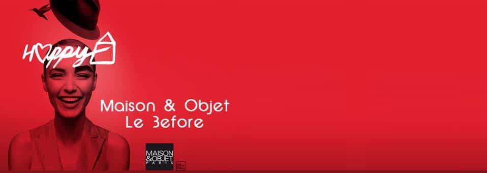 Maison & Objet Janvier 2014 – Le Before #MO14