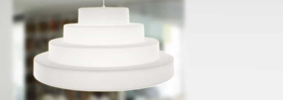 suspension cake Eero Aarnio