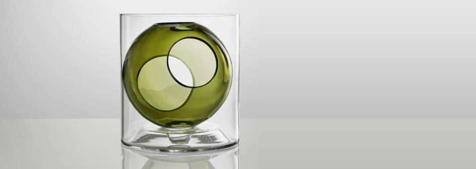 vase Four Matti Klenell - Applique Origami by Ramon Esteve