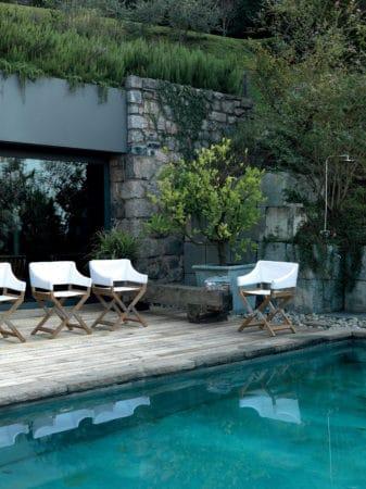 Fauteuils design - Le fauteuil pliant Sundance de Paolo Golinelli
