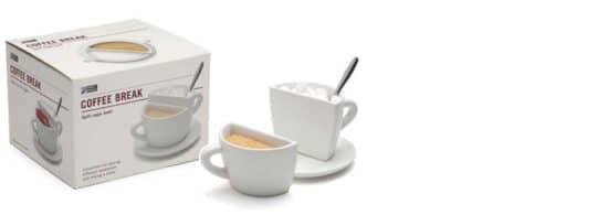fausse tasse a café