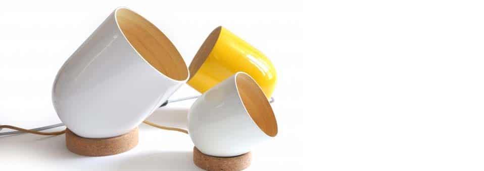 Brio – La lampe à poser amovible by Ekobo