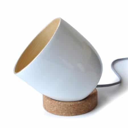 La lampe amovible Brio by Ekobo