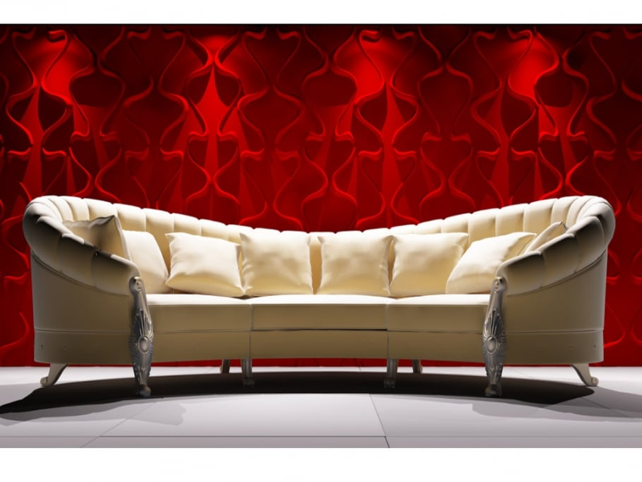 Panneaux muraux 3d une vraie touche de nouveaut for Panneau mural 3d