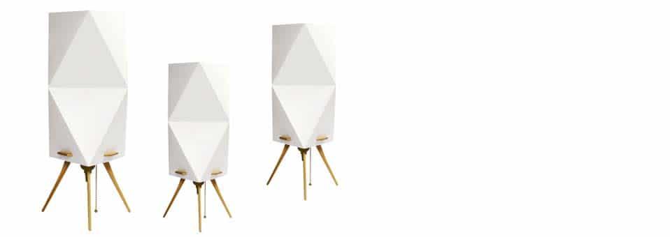 C Lamp – La lampe by Jae Won Cho