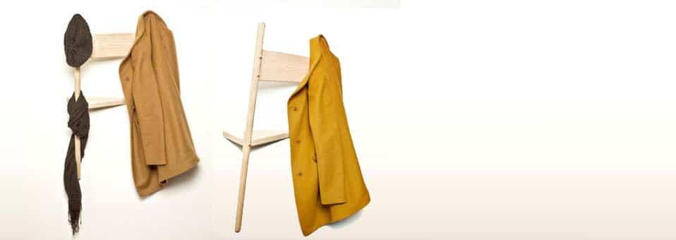 porte manteau Wallhax Geof Ramsay ENO - Chaise Grace by Samuel Wilkinson