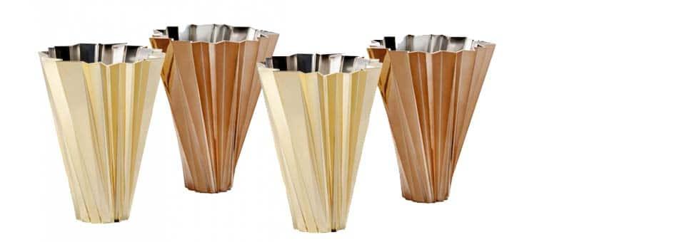Vase Shanghai Precious Mario Bellini - Shanghai Precious - Le vase by Mario Bellini