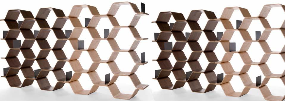 Polygon la biblioth que by luka stepan deco tendency - Luka deco ontwerp ...