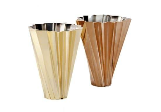 Vases Design - Le vase Shanghai Precious by Mario Bellini
