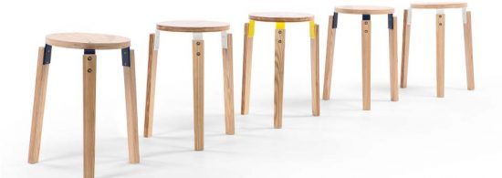 tabouret Dorso James Uren