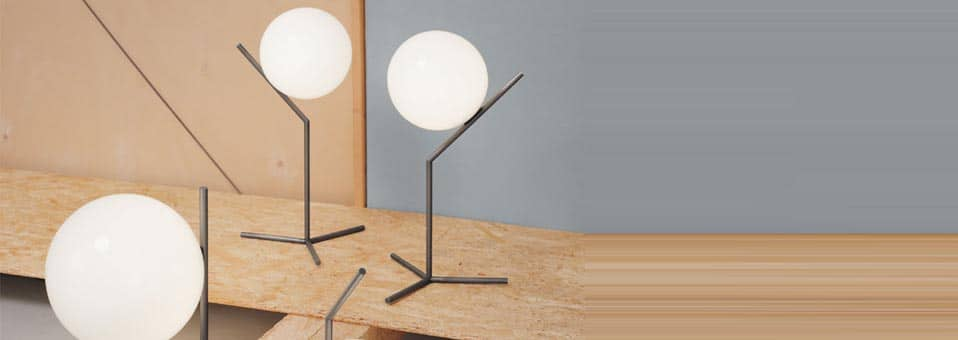 IC T1 lampe de table Flos