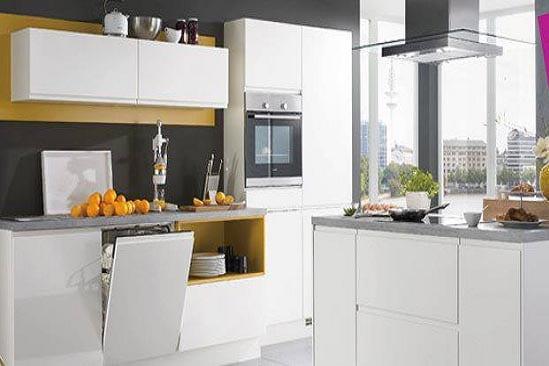 cuisines à design moderne