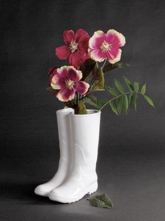 Vase Design -Le vaseRainboots by Seletti