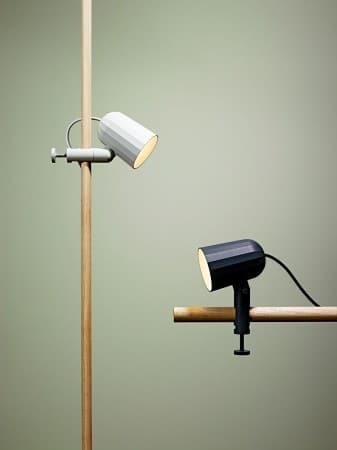 lampe à pincer Noc WH