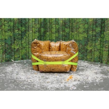 fauteuil Drop Seat upcycling