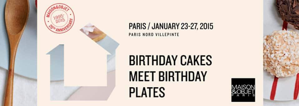 Talents la carte de maison objet paris janvier 2015 for Art et decoration janvier 2014