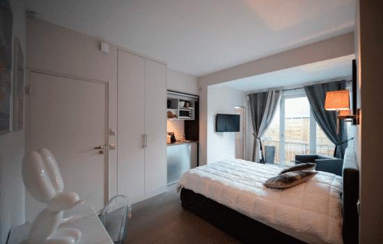 location d'appartement à Deauville