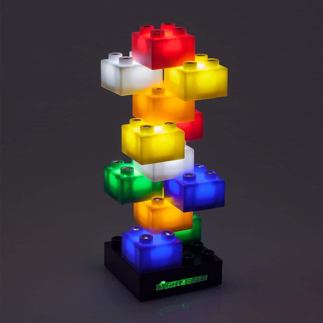 Blocs de lumière façon Lego