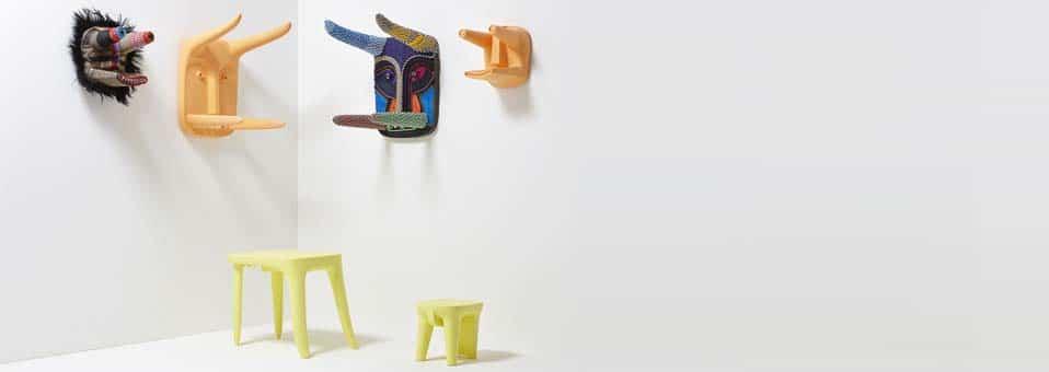 bureau enfant Vodo Masko Ambroise Maggiar - Vodo Masko - Les Bureaux enfant by Ambroise Maggiar