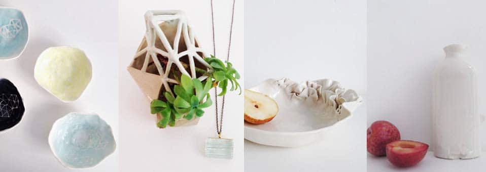 céramiques YFNA Fanny Richard - Lampe LED FollowMe by Inma Bermúdez