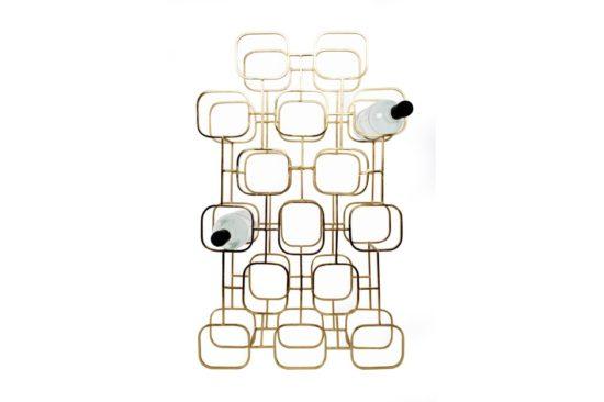 Casier à bouteilles design Gavi by XL Boom
