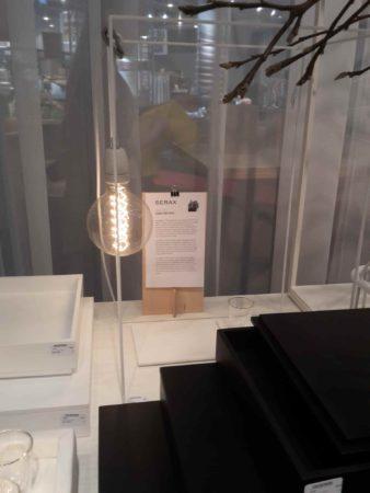 Serax luminaire Hans Weyers Maison et Objet