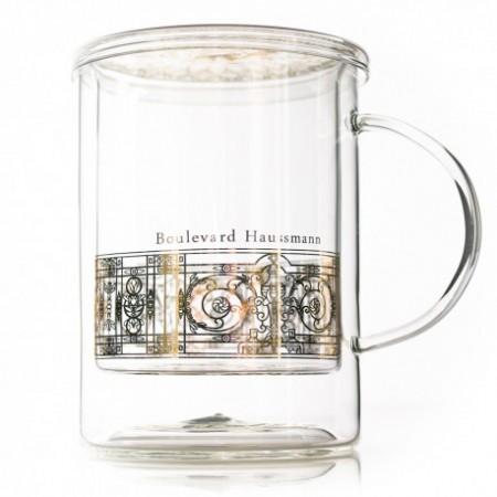 mug double parois design