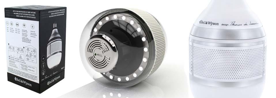 ampoule detecteur de fumée - Projecteur 165 Clip - L'applique by le Corbusier