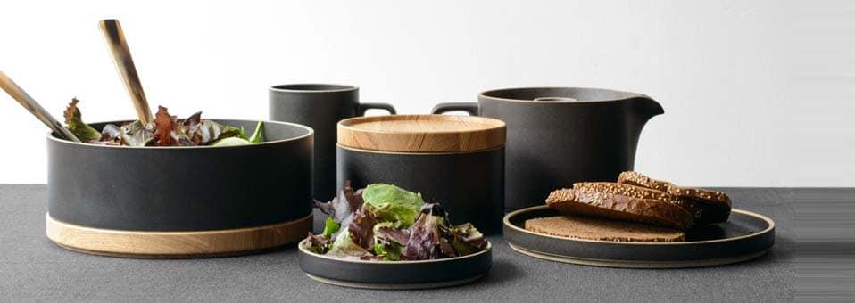 boite porcelaine Taku Shinomoto - Tout Schuss - La lampe à poser by Benoit Chabert