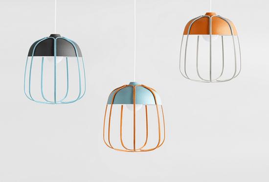 Lustre Design - Le lustre Tull by Tommaso Caldera