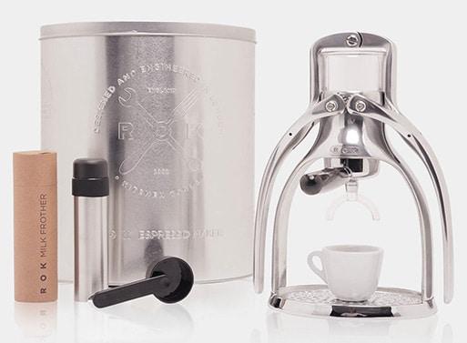 machine à café manuelle Rok
