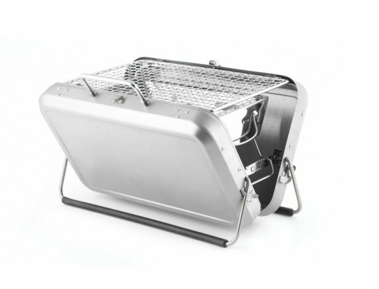 barbecue portable Suitcase Kikkerland