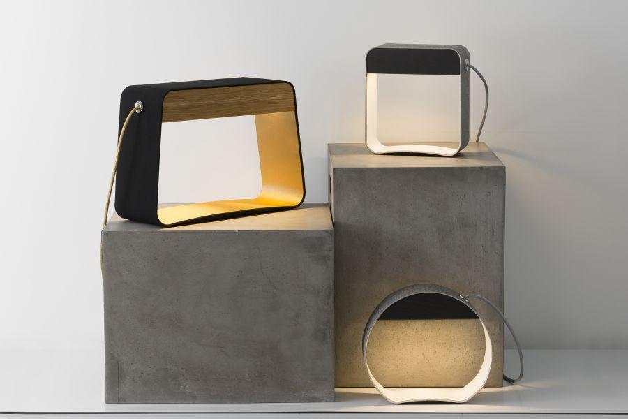 La collection de luminaires Eau de lumière by DesignHeure