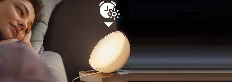 Hue Go – La lampe nomade connectée