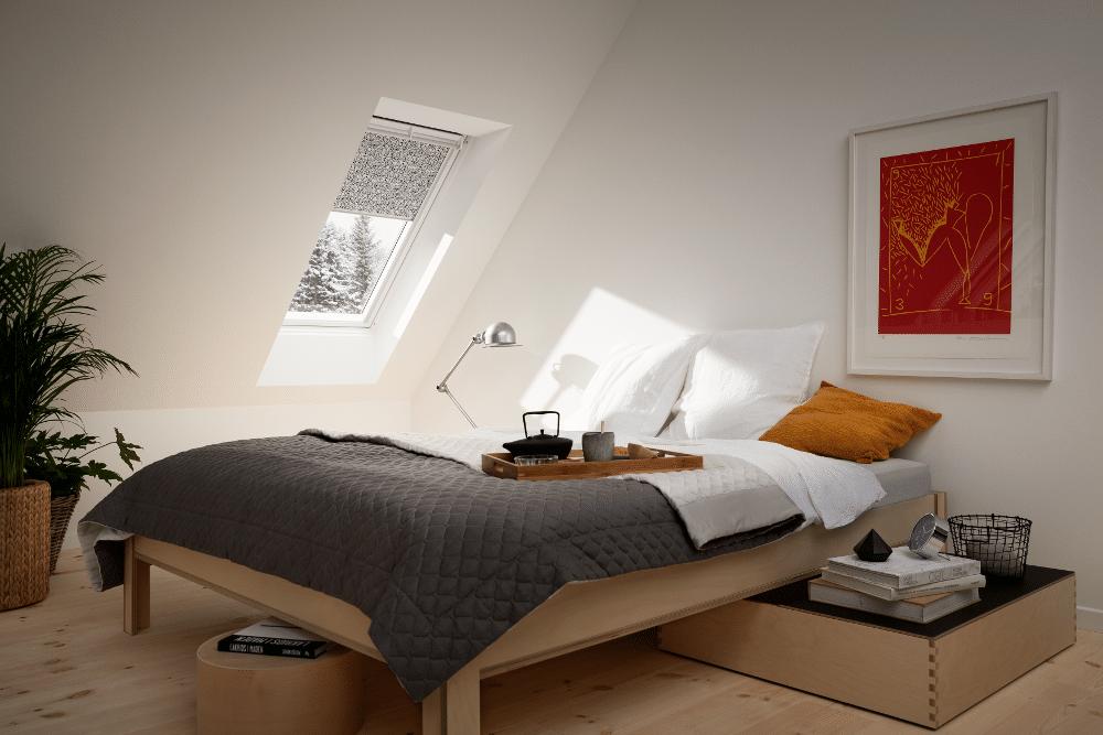 velux d couvrez les nouveaux stores occultants. Black Bedroom Furniture Sets. Home Design Ideas