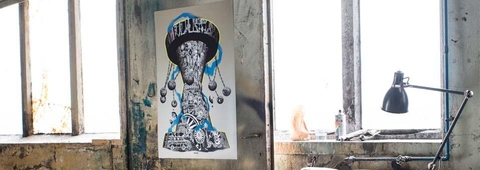Art Event – L'art urbain débarque chez IKEA