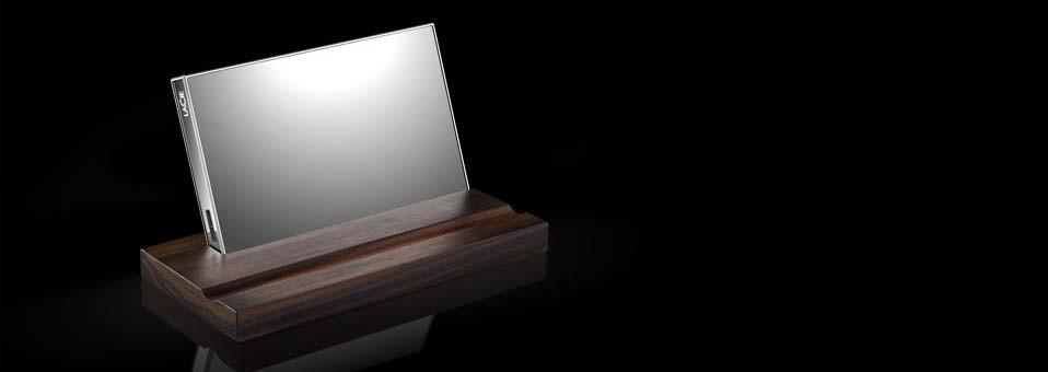 Mirror – Le disque dur externe LaCie by Pauline Deltour